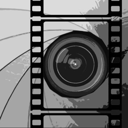 InstaFilm Photo Booth Style ( Black & White Movie Strip ) ISSPS-HFP
