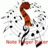 NoteFingerRacer
