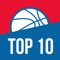 Watch every day the top 10 moments of the best basketball league in the world
