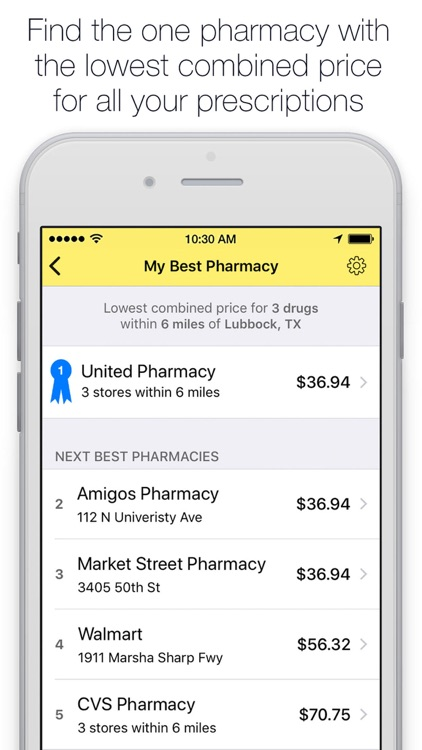 GoodRx – Save On Prescriptions screenshot-3