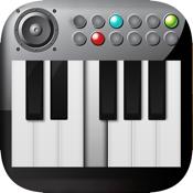 Electronic Song Maker - Magic Loopmachine & Beatmaker - Free EDM Shazam Tracks & Loops icon