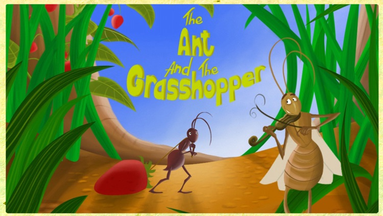 The Ant & the Grasshopper