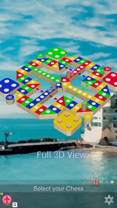 Aeroplane Chess 3D - LudoBoard screenshot 2