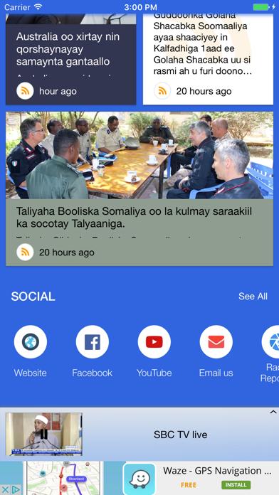 SBC Somali TV | App Price Drops