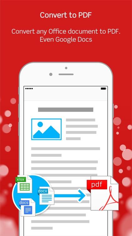 PDF Annotations & Scanner screenshot-3
