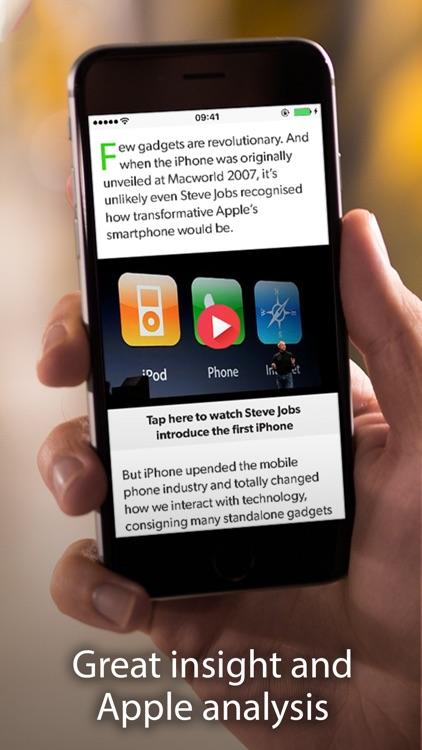 Swipe for iPhone (News, Reviews & Tips) screenshot-4