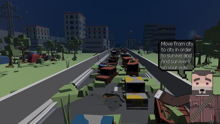 Zombie Apocalypse : survival screenshot-7