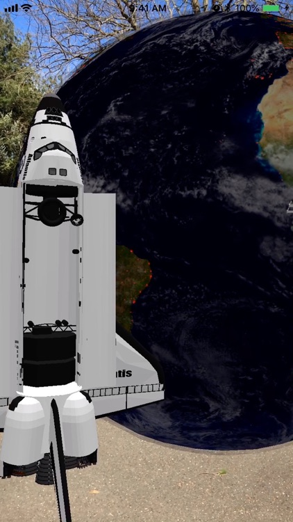 Space Shuttle AR screenshot-5