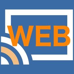 Apps for Chromecast: Web, DLNA