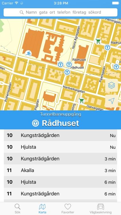 hitta.se screenshot-4