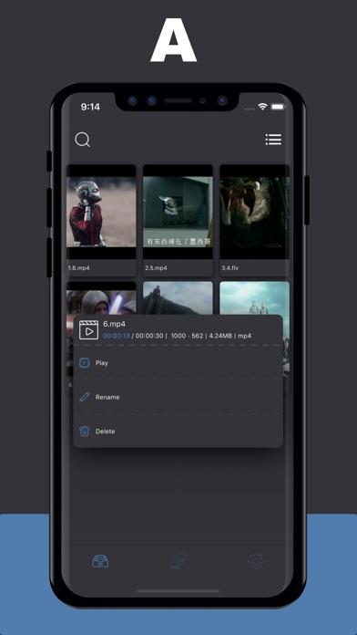 WhatsPlayer-Pro Screenshots