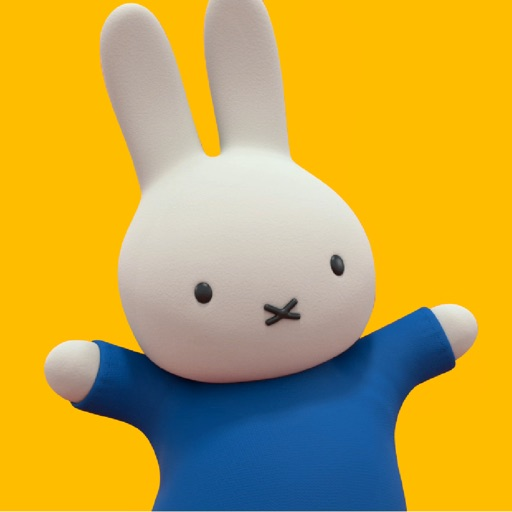 Miffy Animated Stickers