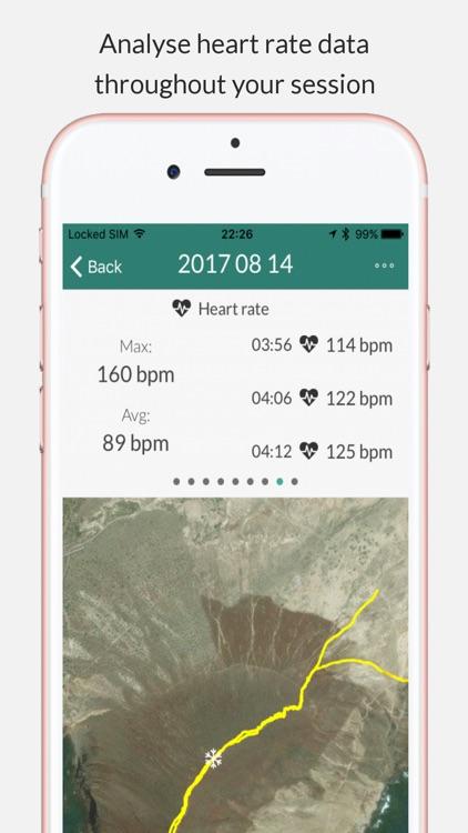 Snow Tracker (ski & snowboard) screenshot-4