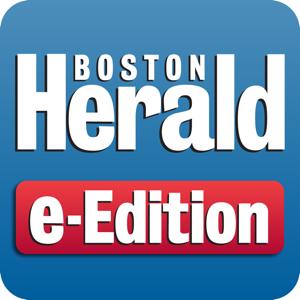 Boston Herald e-Edition ios app