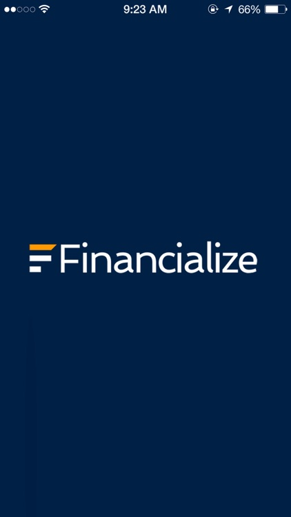Financialize