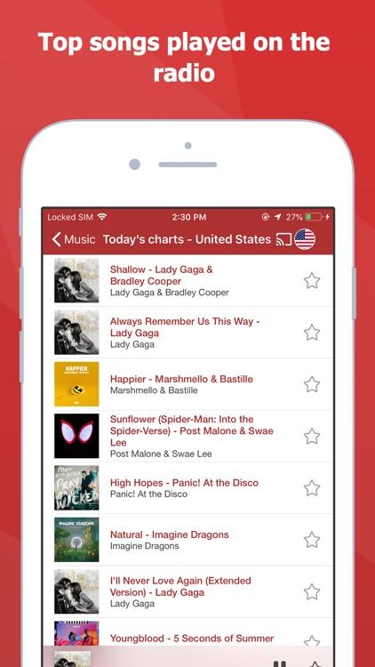 myTuner Radio - Live Stations screenshot-4