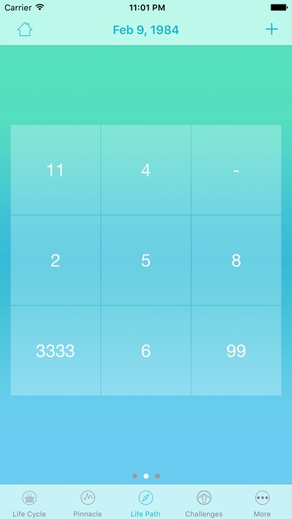 LifeCode - Numerology analyser by Jing deng Liang