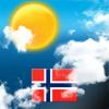 Weerbericht voor Noorwegen