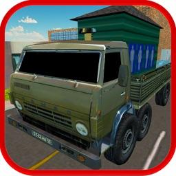 Public Toilet Transport Truck & Cargo Sim