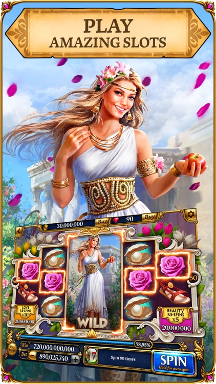 Slots Era Best Casino Slots By Murka Entertainment Limited