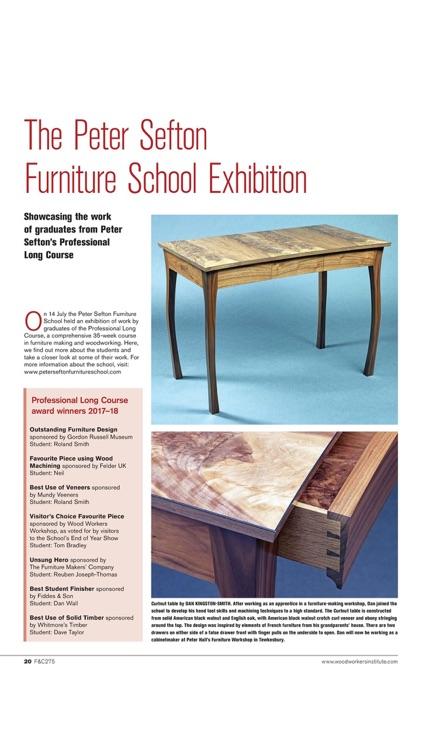 Furniture & Cabinetmaking screenshot-4