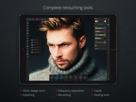 Screenshot #5 for Affinity Photo