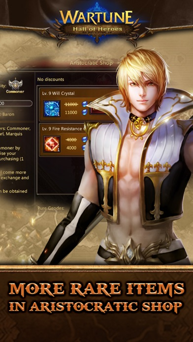 WARTUNE: HALL OF HEROES free Resources hack