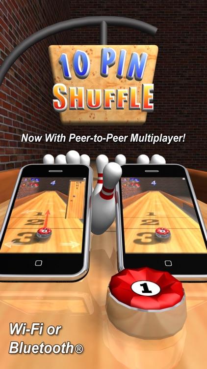 10 Pin Shuffle Pro Bowling screenshot-5