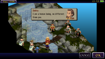 FINAL FANTASY TACTICS: THE WAR OF THE LIONS screenshot 2