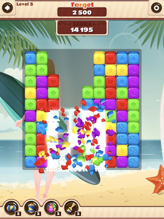 Block Puzzle POP!! screenshot 6