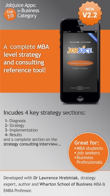 Jobjuice Strategy & Consulting screenshot-0