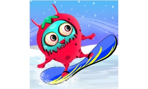 Barry the Berry Snow Monster TV