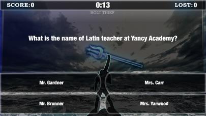 Bolt Thief for Percy Jackson