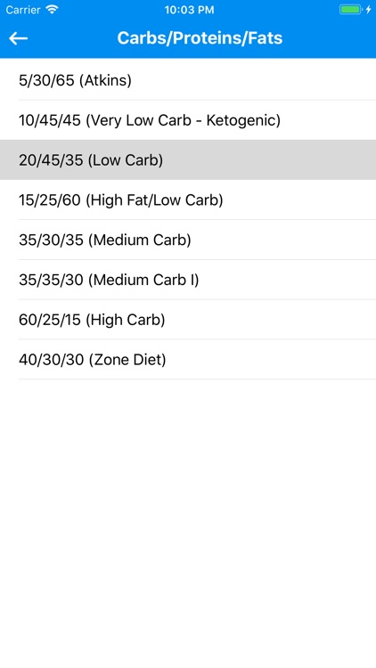 Fit My Macros screenshot-3