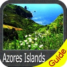 Azores Islands charts GPS map Navigator icon