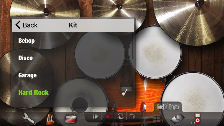 Rockin' Drums screenshot-4