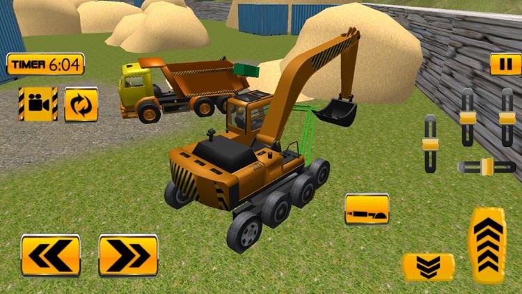 Police Station Builder Game screenshot-3