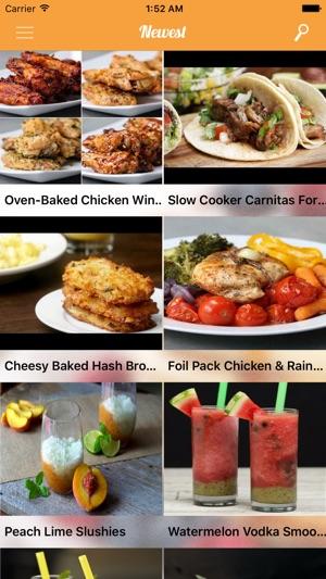 Tasty food best quick easy cooking en app store iphone ipad forumfinder Images