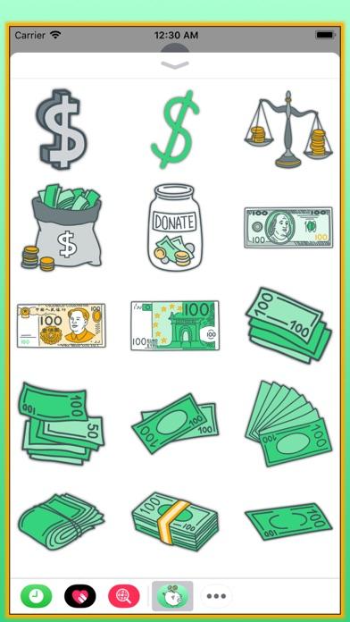 Money - Oodles of Doodles screenshot three