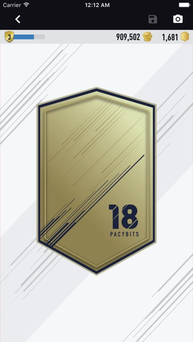 FUT 18 PACK OPENER by PacyBits Скриншоты6