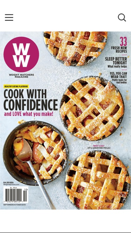 WW (Weight Watchers) Magazine