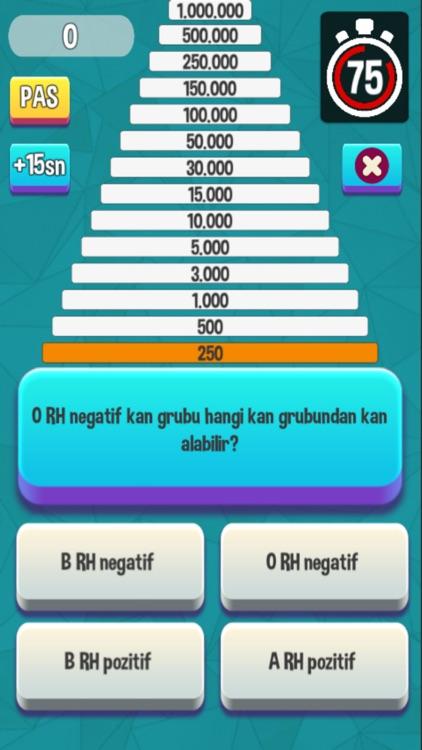 Milyoner Bilgi Yarışması 2018