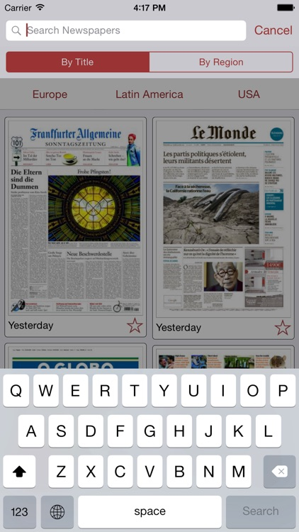 Kiosko.net - Today's Newspaper screenshot-4
