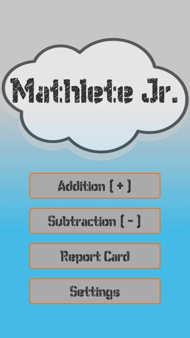 Mathlete Jr. screenshot 1