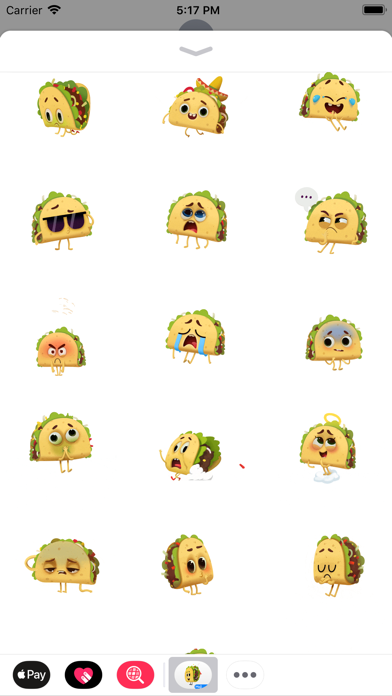 Rocco the Taco (Animated) screenshot 3