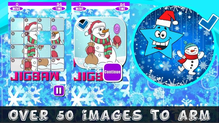 Frozen Snowman and Landscapes screenshot-3