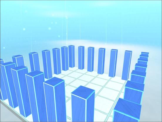 физика шарики игра -Bricks 3D- на iPad