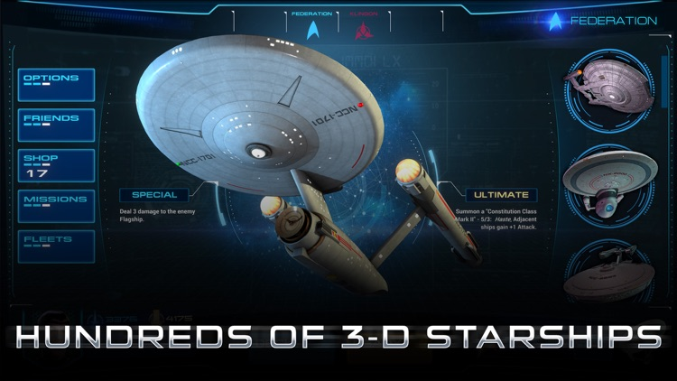 Star Trek Adversaries screenshot-1