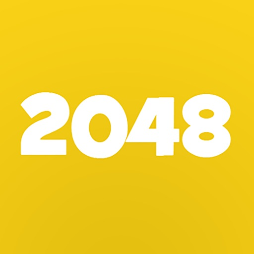 2048 : Best game brain training