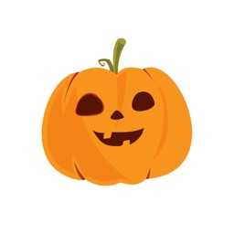 Halloween Pumpkin Scary Emoji